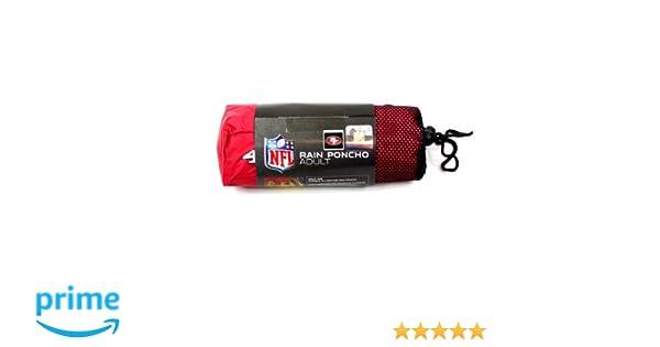 San Francisco 49ers RM2 Lightweight Rain Poncho