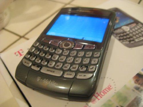 8320 Curve Smartphone - Gold T-mobile Blackberry Curve Mobile Smart Phone 8320 Bluetooth, Wifi