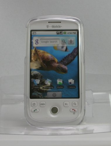 (MyTouch 3g Snap-on Cover CLEAR My Touch 3g)