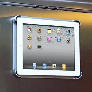 Woodford Design FridgePad Fridge Mount for Apple iPad 4, iPad 3, iPad 2 & iPad - Black