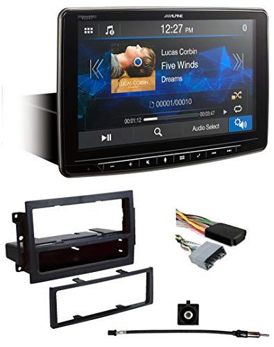 Alpine Digital Media Bluetooth Receiver w/CarPlay for 2008-10 Jeep Commander