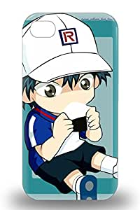 Cute High Quality Iphone 4/4s Japanese Ryoma Echizen 3D PC Case ( Custom Picture iPhone 6, iPhone 6 PLUS, iPhone 5, iPhone 5S, iPhone 5C, iPhone 4, iPhone 4S,Galaxy S6,Galaxy S5,Galaxy S4,Galaxy S3,Note 3,iPad Mini-Mini 2,iPad Air )