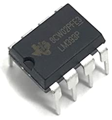 Texas Instruments LM393P LM393 Dual Diff...