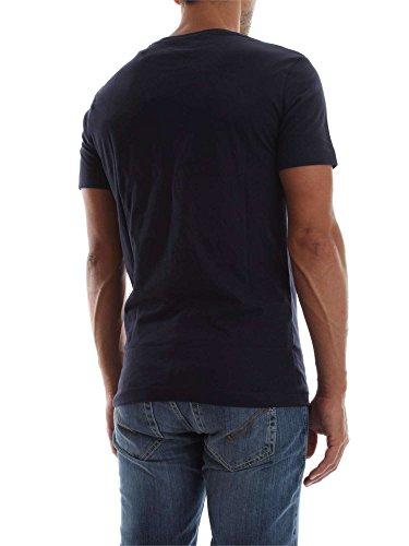 402 Bleu Calvin Klein Tee J30j305669 Tonto Shirt Marine RXqRO