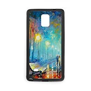 Brand New Phone Case for Samsung Galaxy Note 4 with diy Art Painting