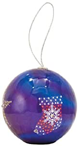 D&D Distributing Christmas Traditions Blink Ornament