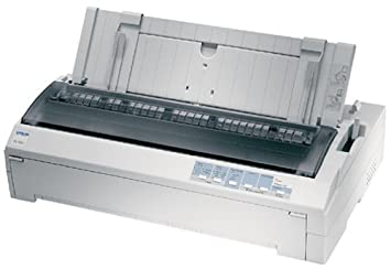 Epson FX-1180 Impact Printer Status Monitor Driver Windows 7