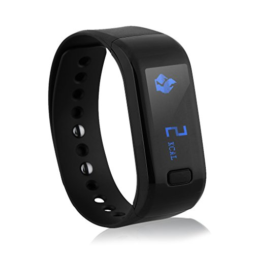 Excelvan Waterproof Bluetooth Pedometer Cellphones product image
