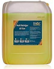 INOX® All Star Multireiniger, universele reiniger voor textiel en kunststoffen - 10 liter