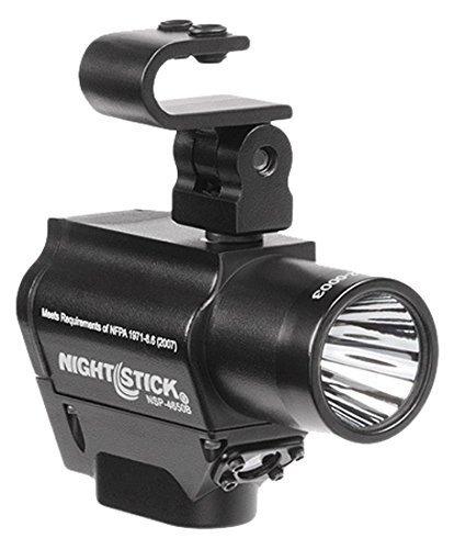 (2 Pack) Nightstick NSP-4650B Helmet-Mounted Multi-Function Dual-Light Flashlight, Black