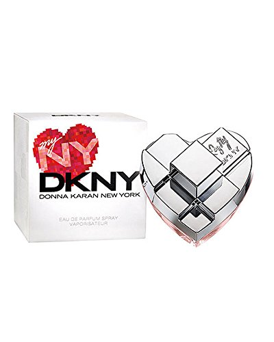 Donna Karan Raspberry Perfume - Donna Karan DKNY My NY Eau de Parfum Spray for Women, 1.0 fl.oz.