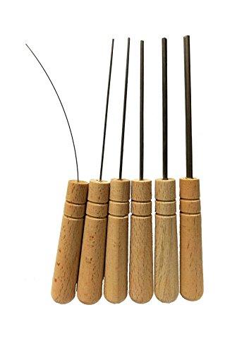 ARTDECO Paper Marbling Stylus Needle Tool Set/ Ebru Art tool