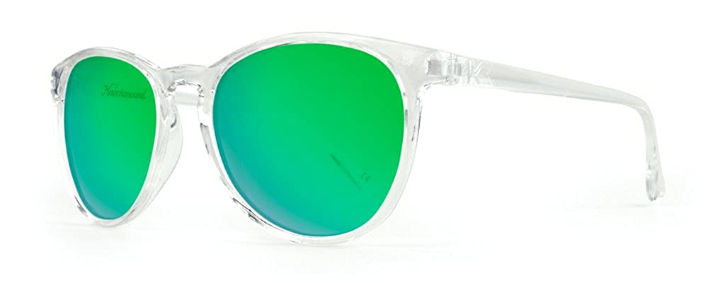 Gafas de sol Knockaround Clear / Green Moonshine Mai Tais ...