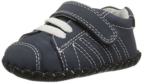 pediped Originals Jake Sneaker (Infant),Navy,Medium (12-18 Months)
