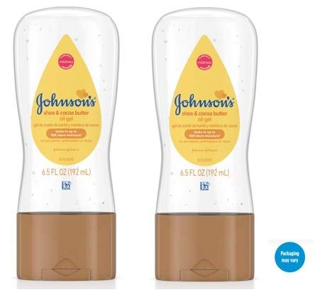 Johnsons Baby Shea Cocoa Butter
