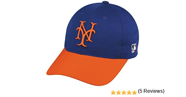 0050870b16cc7 ... czech amazon new york mets adult cooperstown throwback retro officially  licensed mlb adjustable velcro baseball hat