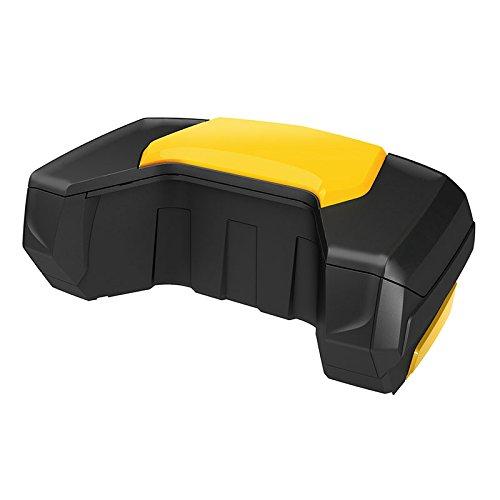 (Can-Am Outlander ATV OEM LinQ Rear Rack Trunk Box & Light Kit Cargo/Storage/Luggage 715001747)