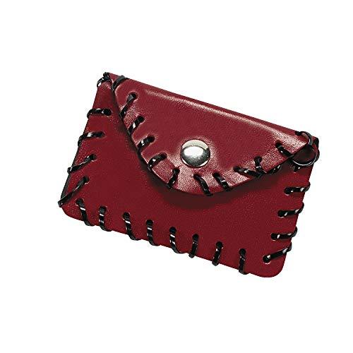 Fun Express - Rectangle Lacing Coin Purse Craft Kit - Craft Kits - Apparel Craft Kits - Bag - 12 Pieces