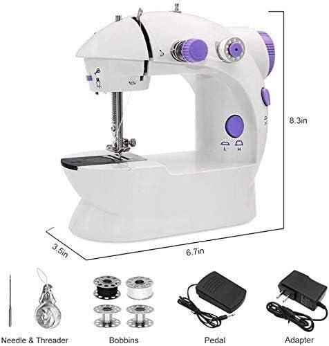 Mini portátil de la máquina de coser de costura de abeja, mini ...
