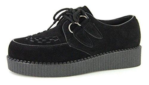 para de LAW amp; hombre Shoes Faux Black Suede ante Clothing Mocasines gW1ZFBwYq1
