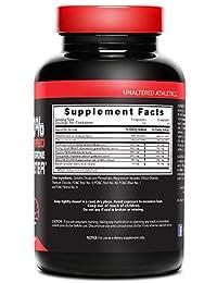 100% alterada Potenciador de Testosterona, construir músculo, quemar grasa, aumentar impulso...