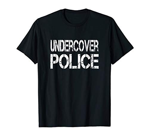 Undercover Police Funny Halloween Costume -