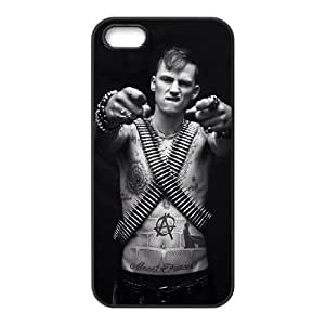DIY iPhone 5,5S Case, Zyoux Custom New Fashion iPhone 5,5S Cover Case - MGK