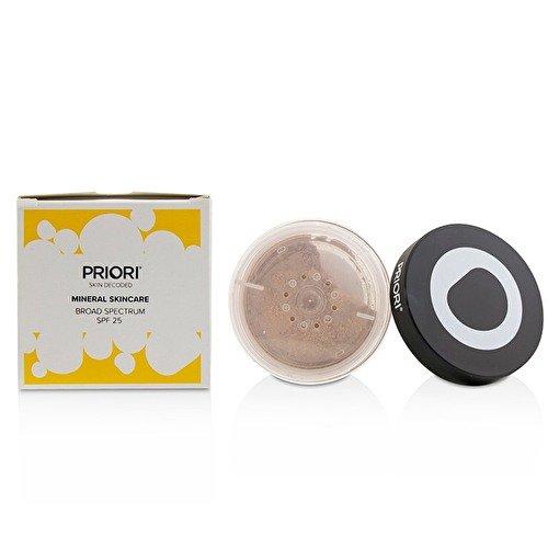 Priori Mineral Skincare Broad Spectrum Spf25 Shade 1, 5.0g M-351E-5