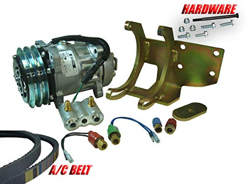 Parts Express A6 or R4 to Sanden Conversion Kit
