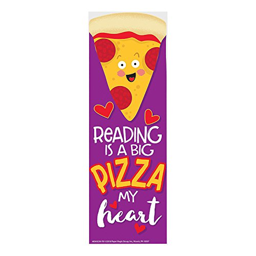 Fun Express Pizza Scented Bookmarks - 24 Pieces