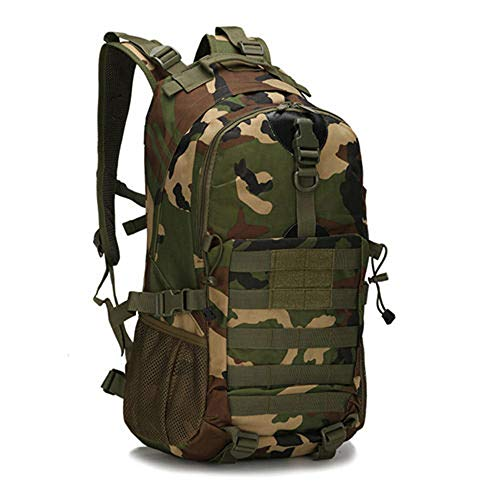 JITALFASH 8 Colors Tactical Backpack 30L Oxford Military Bag Army Camping Men Tactical Bags 7