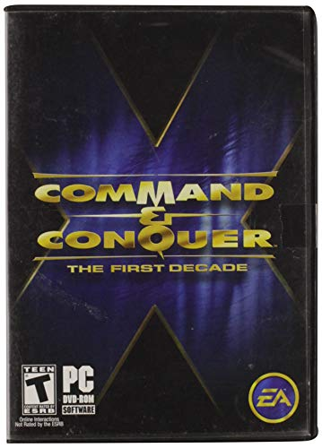 (Command and Conquer the First Decade)