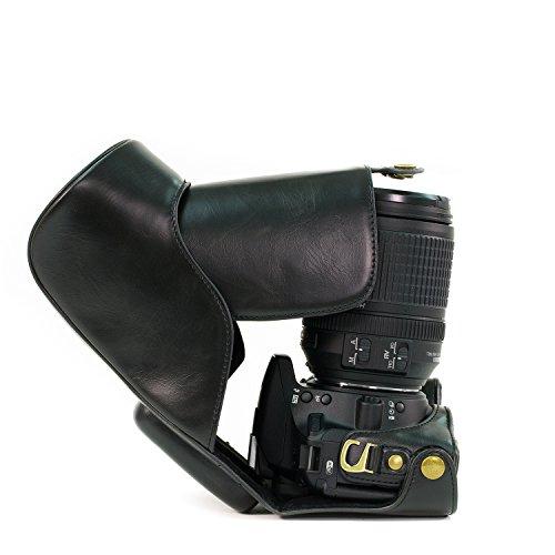 MegaGear MG541 Custodia per Fotocamera Nikon D5600, D5500,Nero - MG540