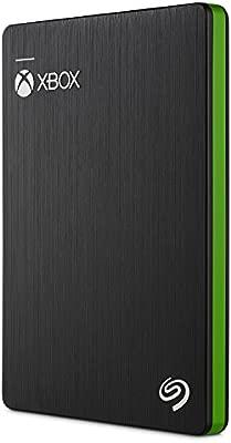 Seagate Game Drive SSD - Disco Duro portatil Externo para Xbox One y Xbox One S de 512 GB