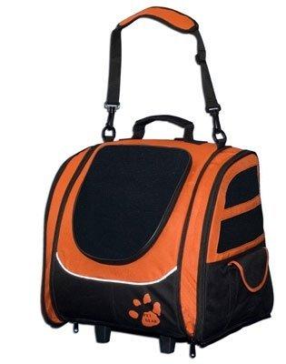 I-GO2 Traveler Roller-Backpack - Pink ()