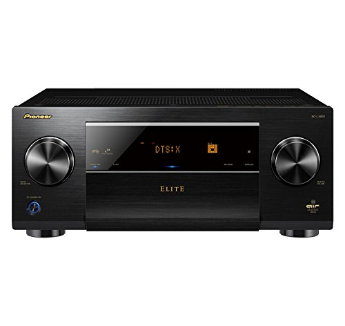 Pioneer Elite SC-LX801 7.2 Channel Network AV Receiver Audio