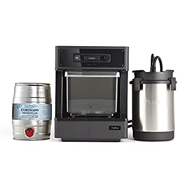 PicoBrew PICO Model C Beer Brewing Appliance, 14 x 12 x 16, Black