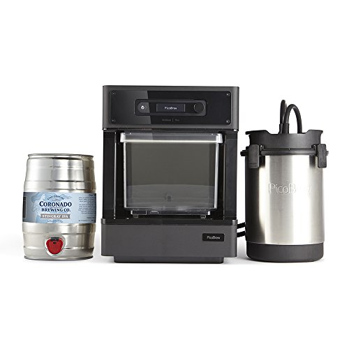 PicoBrew PICO Model C Beer Brewing Appliance, Black