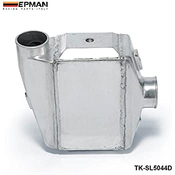 EPMAN Universal Aluminum Water To Air Turbo Intercooler FMIC 13.3