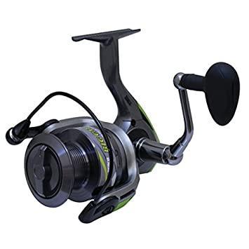 Zebco BCXT60802H, NS3 Quantum, Big Cat Spinning Combo, 60, 4.9 1 Gear Ratio, 35 Retrieve Rate, 8 Length, 2pc Rod, 25-50 lb Line Rate