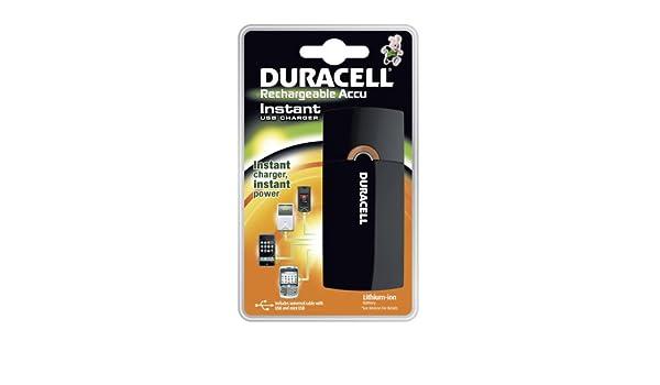 Duracell Power Guage Charger Cargador: Amazon.es: Electrónica