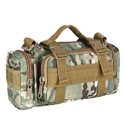 Nylon function Shoulder 7 7cm 003 Multi Camouflage Outdoor Bag 29 Set Clothes Capacity Colors 18l Mountaineering Handbag 15 Travel FqCnIAwxz