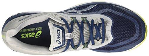 Asics Gt-2000 6, Scarpe da Running Uomo Blu (Dark Bluedark Bluemid Grey 4949)
