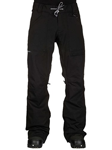 NEFF Men's Murdoch Pant, Black, Large (Neff Mens Belt)