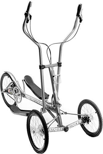 StreetStrider 7i Outdoor + Indoor Elliptical Cross Trainer, Charcoal