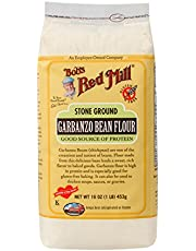 BOB's RED MILL Garbanzo Bean Flour, 453 Gram