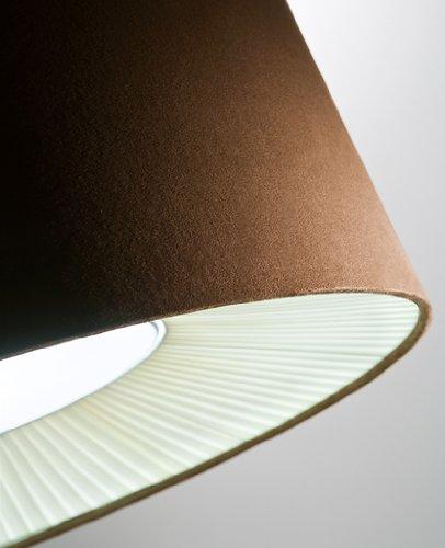 Amazon.com: Velvet ceiling lamp - VEL070 (small) - orange ...