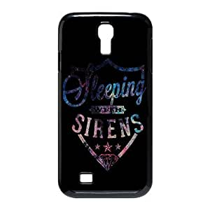 CreateDesigned Phone Cases Sleeping with Sirens Cover Case for Samsung Galaxy S4 I9500 S4CD00103