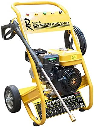 RocwooD Petrol Pressure Washer - Best Quality for the Price