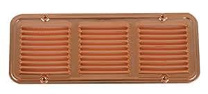 Rejilla Ventilación mm.140x 250C/tornillos